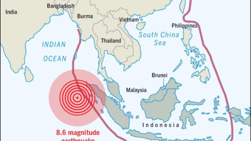 Cutremur de 6,6 in largul insulei indoneziene Sumatra: un om a murit. Autoritatile, in ALERTA