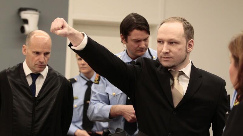Portretul unui asasin. Breivik:
