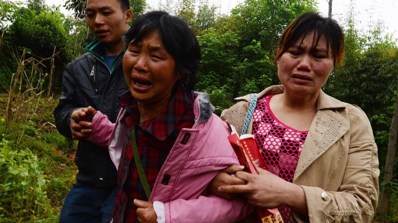Ultima saptamana, marcata de seisme in intreaga lume. Bilant dramatic al cutremurului din China