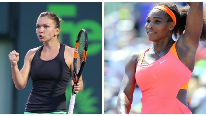 Simona Halep - Serena Williams, in sferturi, la Indian Wells. LIVE BLOG