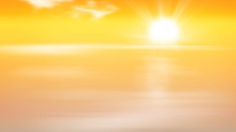 Vremea se mentine neobisnuit de calda pentru aceasta perioada. Prognoza pentru mijlocul saptamanii