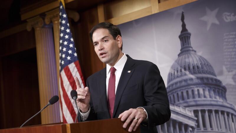 Inca un candidat pentru presedintia SUA. Republicanul Marco Rubio si-a anuntat inscrierea la investitura pentru alegeri
