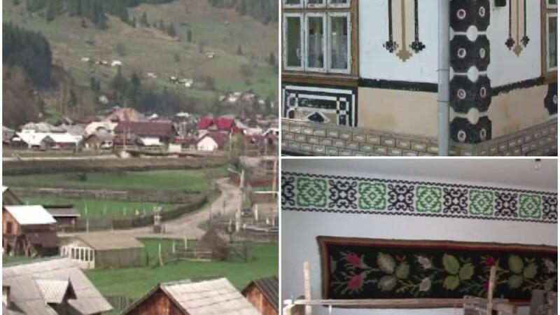 Initiativa care a transformat in muzeu un intreg sat din Bucovina. Ce sunt obligati toti oamenii sa faca:
