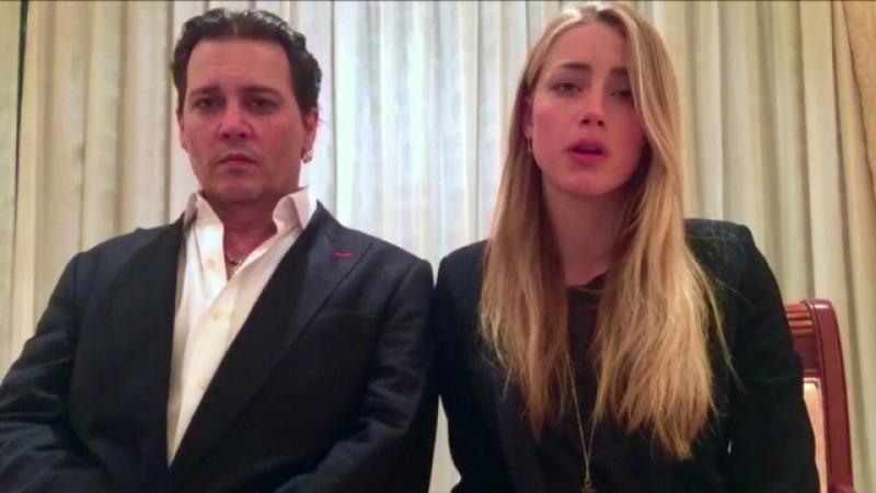 Sotia lui Johnny Depp a scapat de inchisoare, dupa incidentul din Australia. Filmarea bizara in care apar cele doua staruri