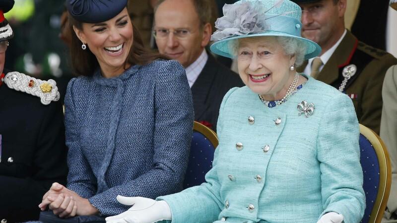 Regina Elisabeta a II-a implineste azi 90 de ani. Declaratia emotionanta a printului William catre bunica sa