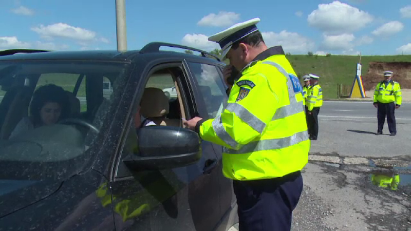 Amenda de 2.900 de lei pentru un sofer care conducea cu viteza, pe autostrada. Ce valoare a aratat radarul