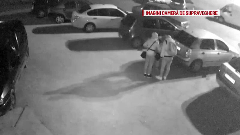 Trei tineri au reusit sa fure din 6 apartamente bunuri in valoare de peste 10.000 de lei. Momentul in care impart