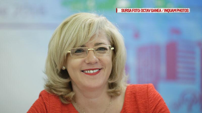 Comisarul european Corina Cretu: