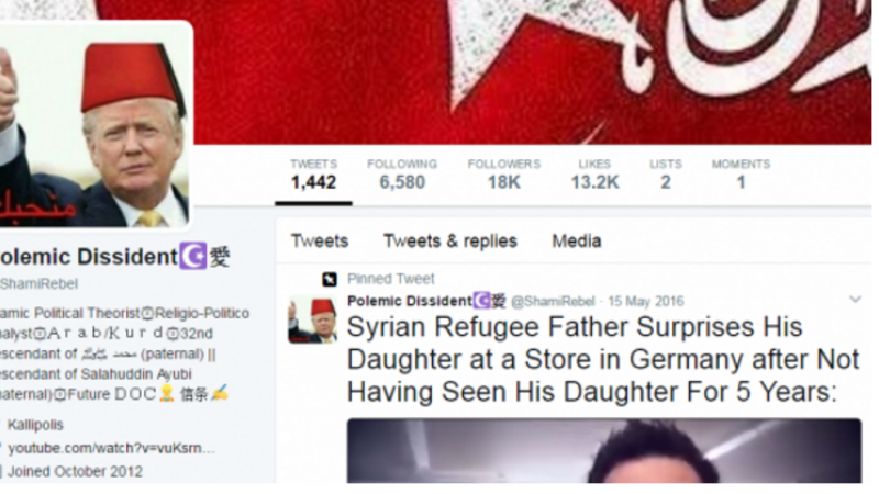 Dupa atacul SUA asupra Siriei, utilizatorii sirieni de pe Twitter si-au aratat sprijinul fata de Donald Trump. Ce au facut