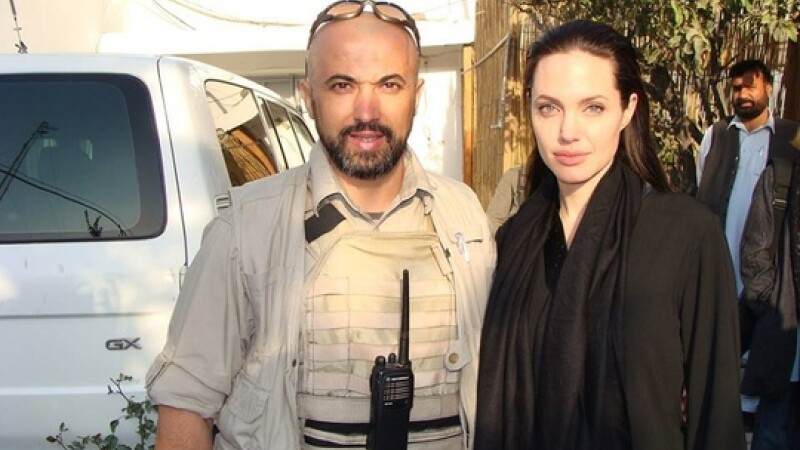 Un angajat al LPF, care a fost si garda de corp a Angelinei Jolie, a murit dupa ce masina sa a fost lovita de tren