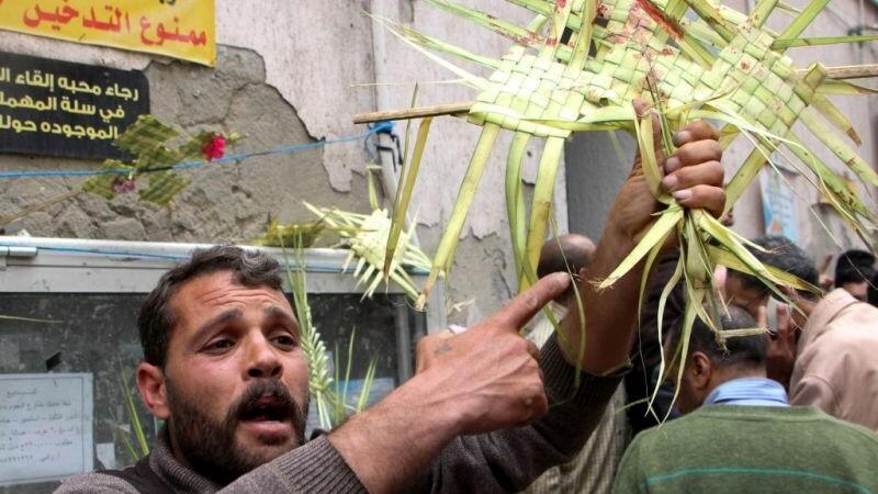 Atacuri cu bomba in doua biserici copte din Egipt: 45 de morti si 106 raniti. Statul Islamic a revendicat atacul. VIDEO