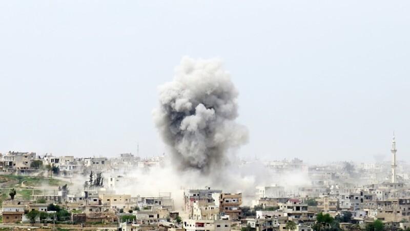 Acord intre Rusia si SUA in privinta atacurilor cu rachete asupra Siriei. Cum vor depasi