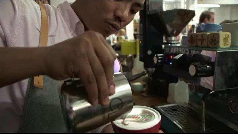 Cafeaua care te va trezi instant, cu de doua ori mai multa cafeina decat una normala. Creatiile de la un Festival din Londra