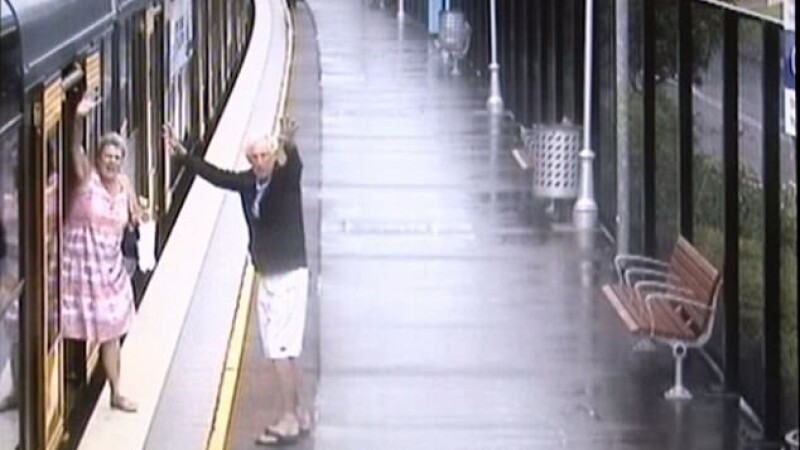 Un copil de cativa ani a cazut in spatiul dintre metrou si peron, intr-o statie din Sydney. Ce s-a intamplat cu acesta. VIDEO