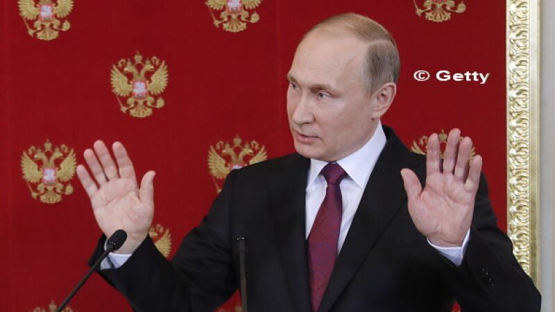 Vladimir Putin anunta noi atacuri chimice in Siria: