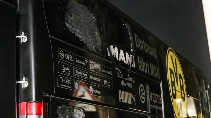 Un tanar de 28 de ani, arestat pentru atacul vizand autocarul Borussiei Dortmund. Ar fi vrut sa faca bani atacand echipa
