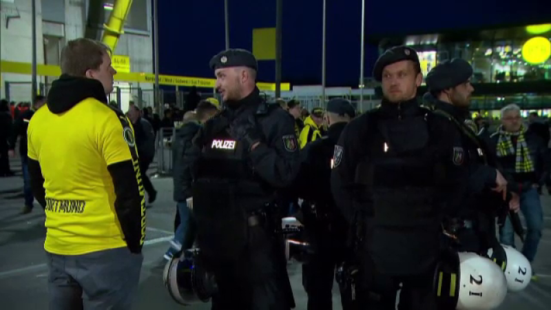 Nou mesaj de revendicare a atacului de la Dortmund.