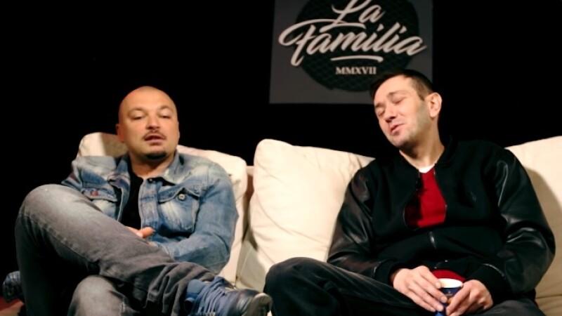 Trupa bucuresteana de hip-hop La Familia va lansa un nou album,