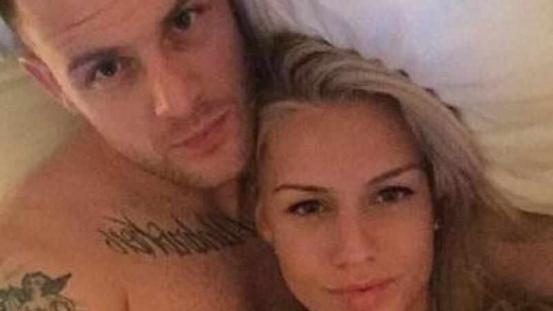 Imagini indecente cu un fotbalist au fost postate pe internet. Hackerii au spart contul de iCloud al iubitei sale