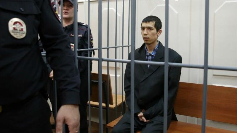 Abror Azimov a marturisit ca el a organizat atentatul din Sankt Petersburg, soldat cu 14 morti