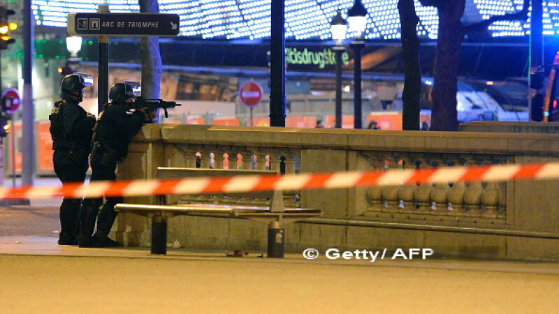 Atacul de pe Champs Elysees ar putea sa influenteze alegerile prezidentiale:
