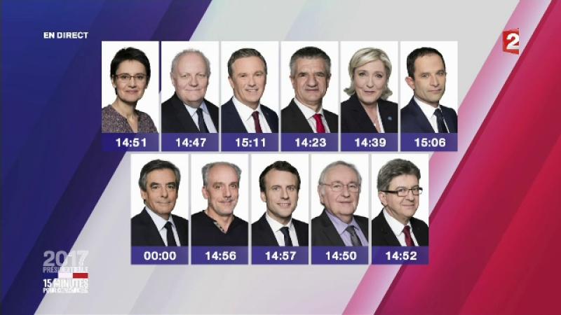 Atentatul din Paris, in timpul dezbaterii dinaintea primului tur. Marine Le Pen:
