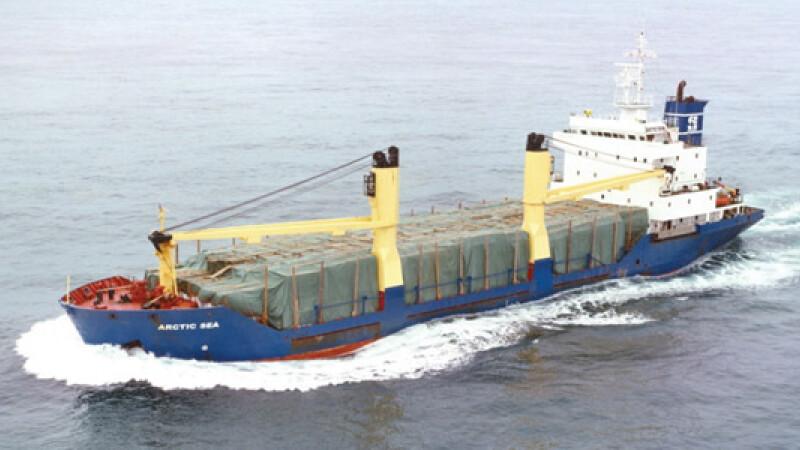 O nava a disparut cu tot cu echipaj in Oceanul Atlantic!