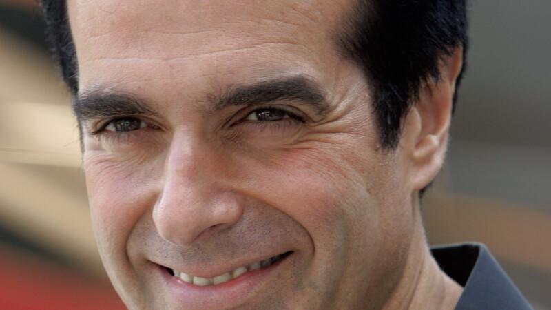 David Copperfield, acuzat de viol!