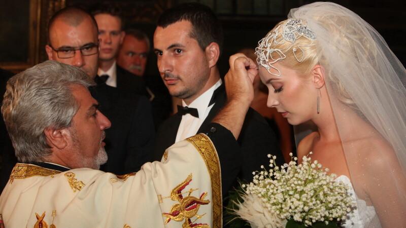 Diana Dumitrescu si Ducu Ion - nunta ca-n povesti!