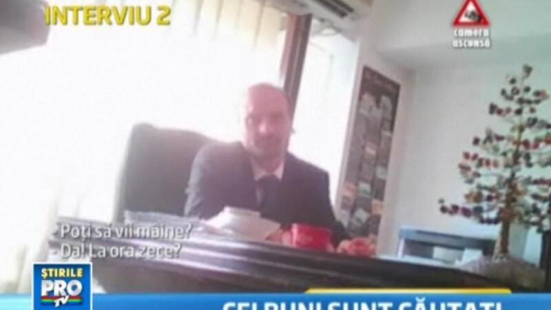 Experiment StirileProTV cu CAMERA ASCUNSA: Cat de discriminat este un tigan care vrea sa se angajeze