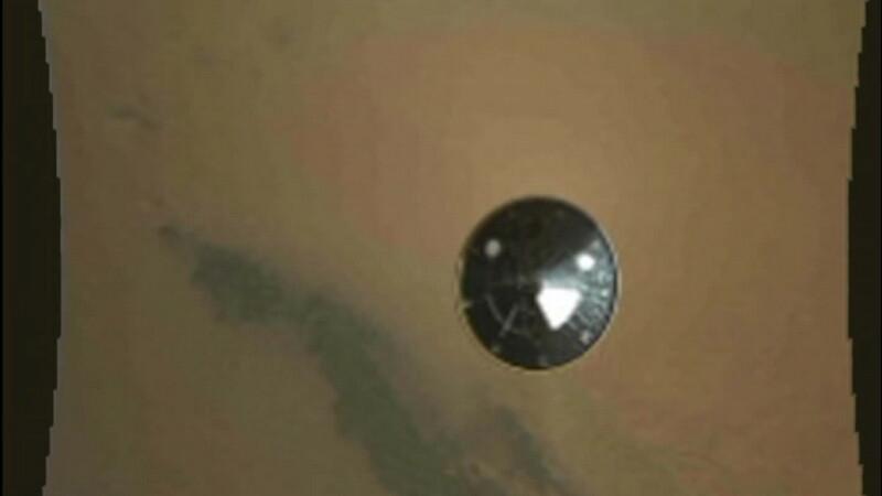 VIDEO. Imagini NASA in premiera: ce a filmat robotul Curiosity pe planeta Marte