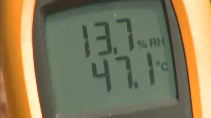 42 de grade LA UMBRA. Cum au trait romanii cea mai fierbinte zi din vara lui 2012