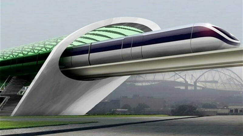 Inventia care va revolutiona transportul. Hyperloop va parcurge peste 500 de km in 30 de minute