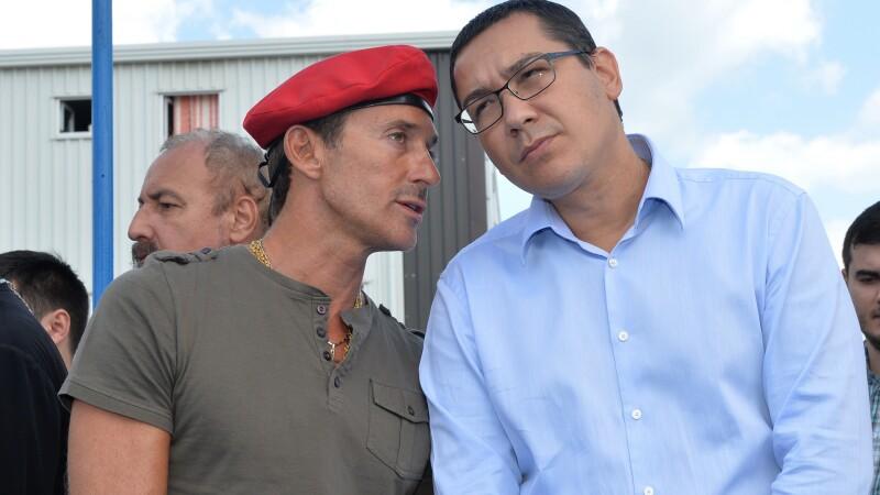 Ponta ii promite lui Mazare ca va continua procedura de transfer a actiunilor portului Constanta catre Consiliul Local