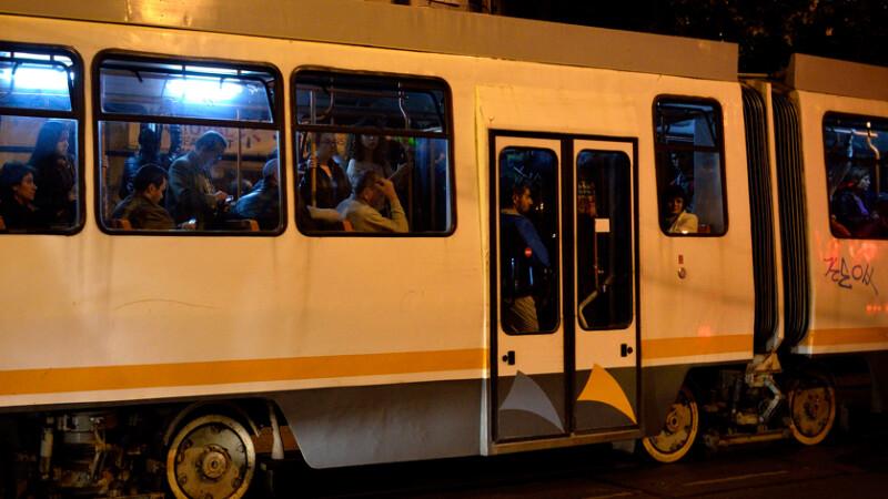 Masurile luate dupa incidentul din autobuzul 105. Ce au fost instruiti controlorii RATB sa faca cu blatistii agresivi