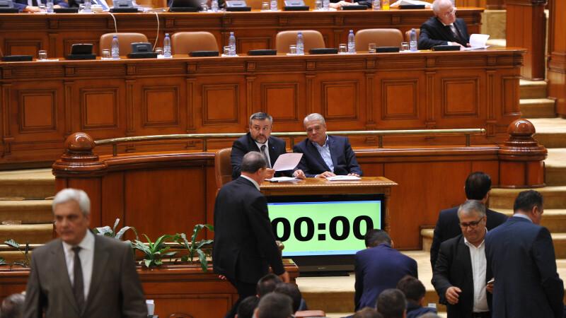 Cat ne costa adoptarea unei legi intr-un Parlament in care un ales munceste in 6 luni cat un om obisnuit in 39 de zile