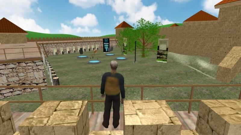 Primele imagini cu reconstituirea 3D a cetatilor dacice care a costat UN MILION de euro. 500 de obiecte vor fi digitalizate