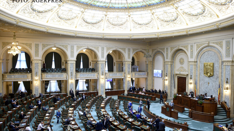 Decizie in premiera: Senatul lasa Guvernul fara puterea de a da ordonante pe durata vacantei parlamentare