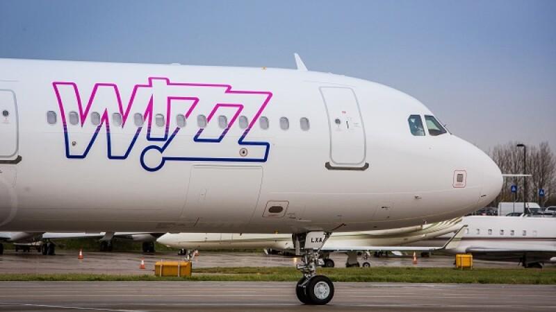 Wizz Air introduce şase noi destinații către care zboară din România