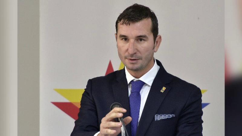 Alin Petrache a demisionat din functia de presedinte al COSR