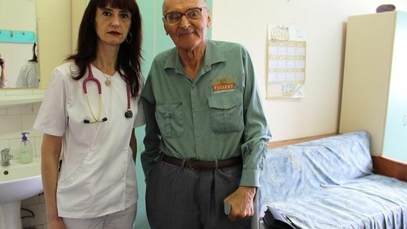 Gestul impresionant facut de un barbat de 86 de ani, pentru spitalul din localitate. L-a costat 21.000 de euro