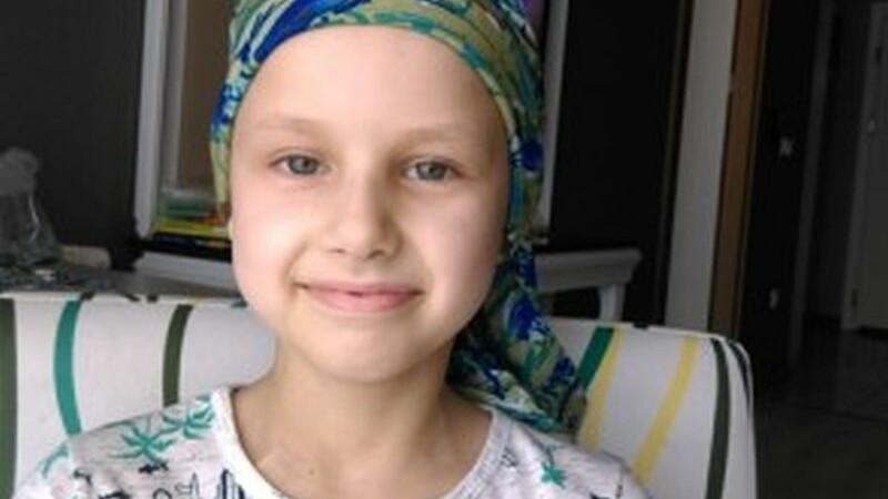 Fetiță de 9 ani, bolnavă de cancer, are nevoie urgentă de un transplant