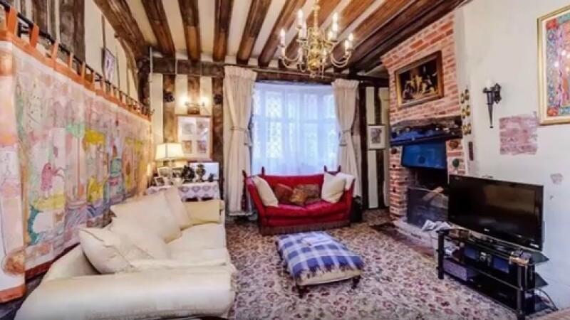 Casa unde a luat naștere personajul Harry Potter, scoasă la vânzare. Prețul cerut