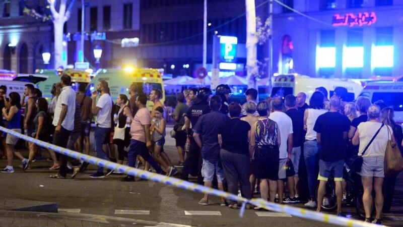 atentat Barcelona