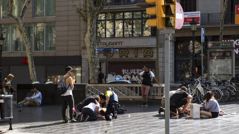 Atac terorist în Spania