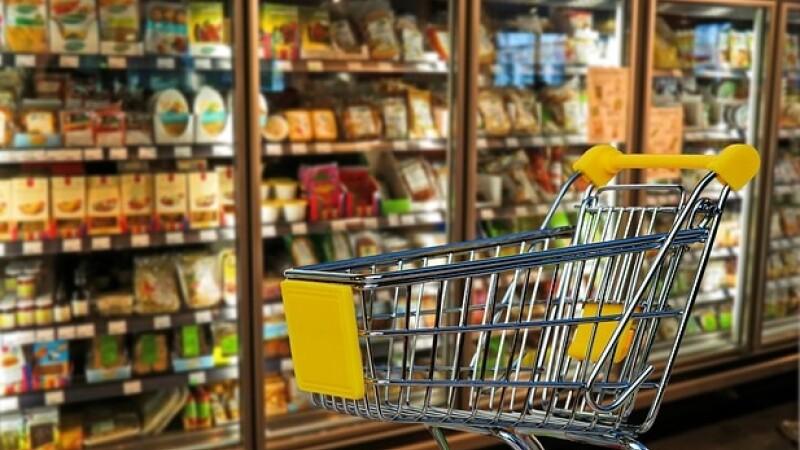 supermarket, retail
