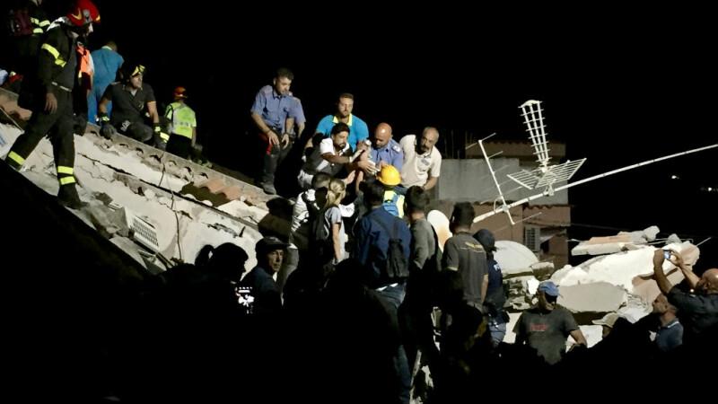 cutremur Ischia
