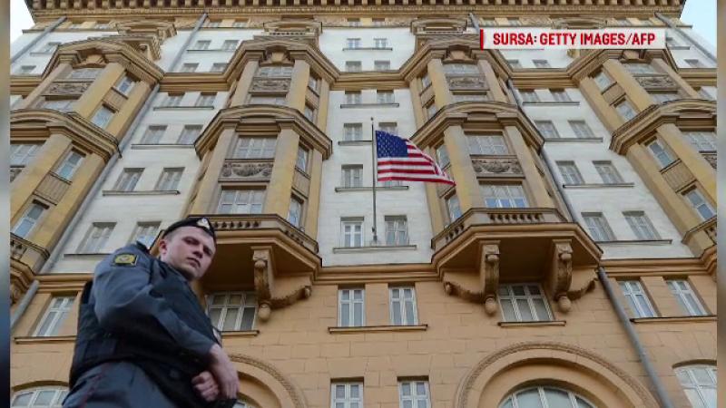 Ambasada SUA în Rusia