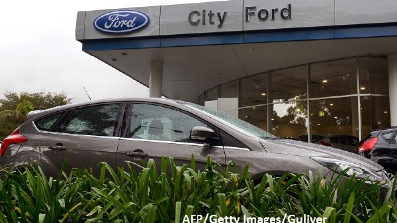 Ford - AFP/Getty