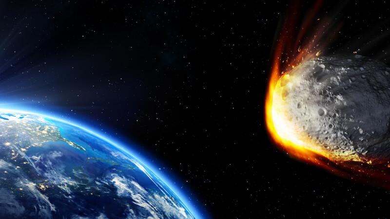 Asteroidul care a ucis dinozaurii a provocat și doi ani de întuneric pe Terra